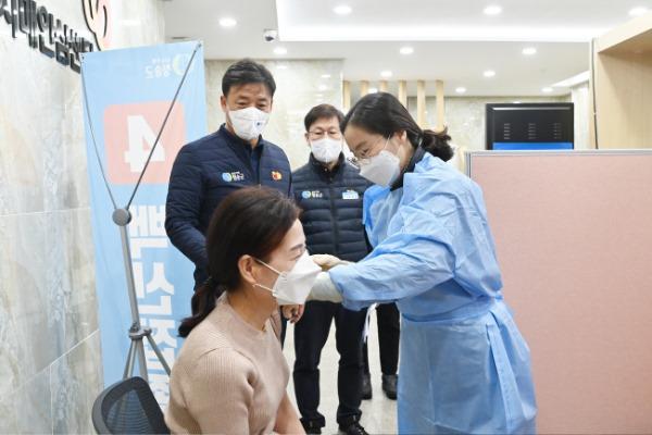 210302보도자료(청송군, 코로나19 백신 접종 시작) (1).JPG