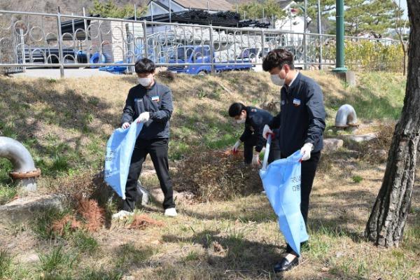 210331보도자료(산소카페 청송군, 새 봄맞이 국토 대청소 실시) (2).JPG