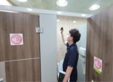 [청송]주요 관광지 불법카메라 합동점검 가져